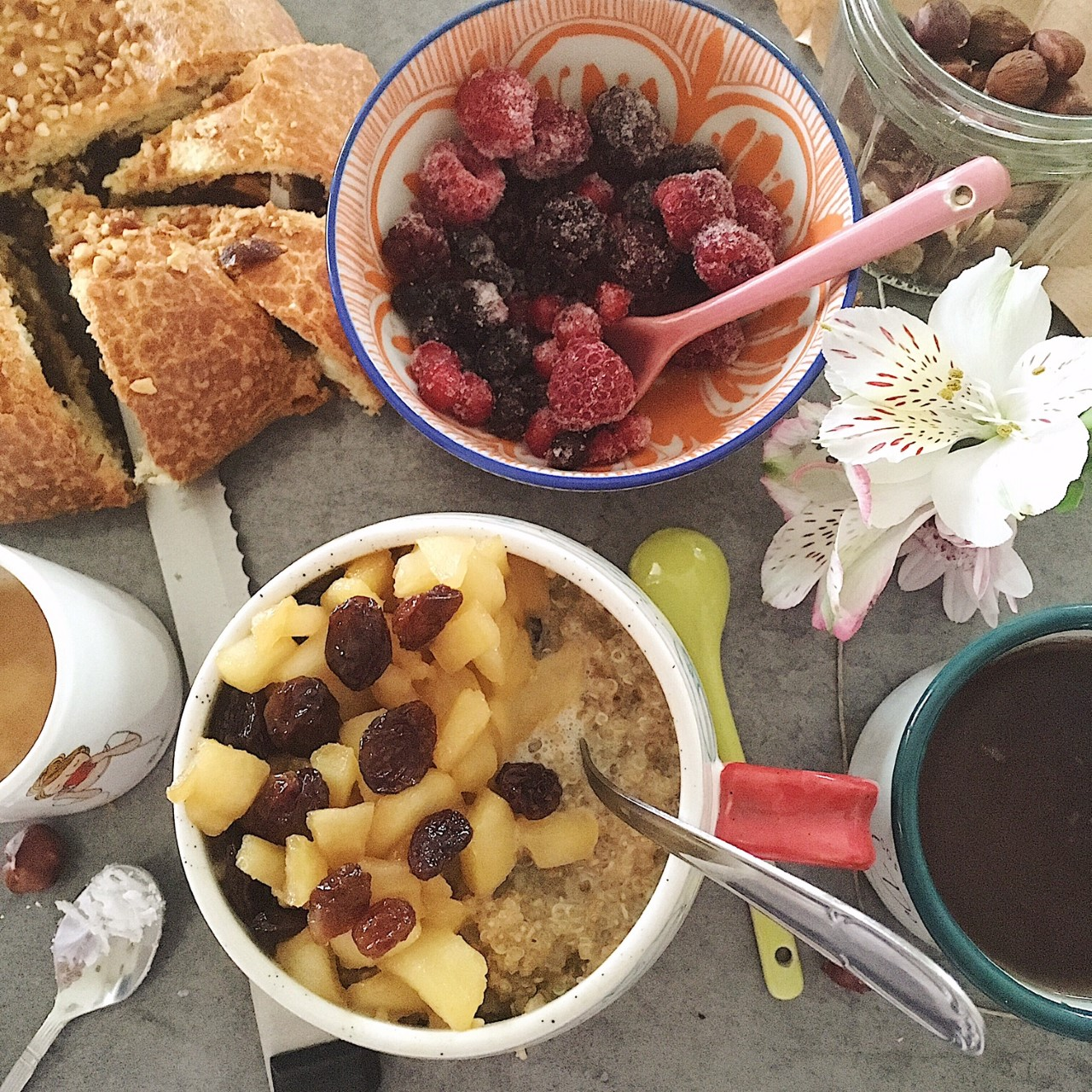 porridgequinoathegoodandthefood