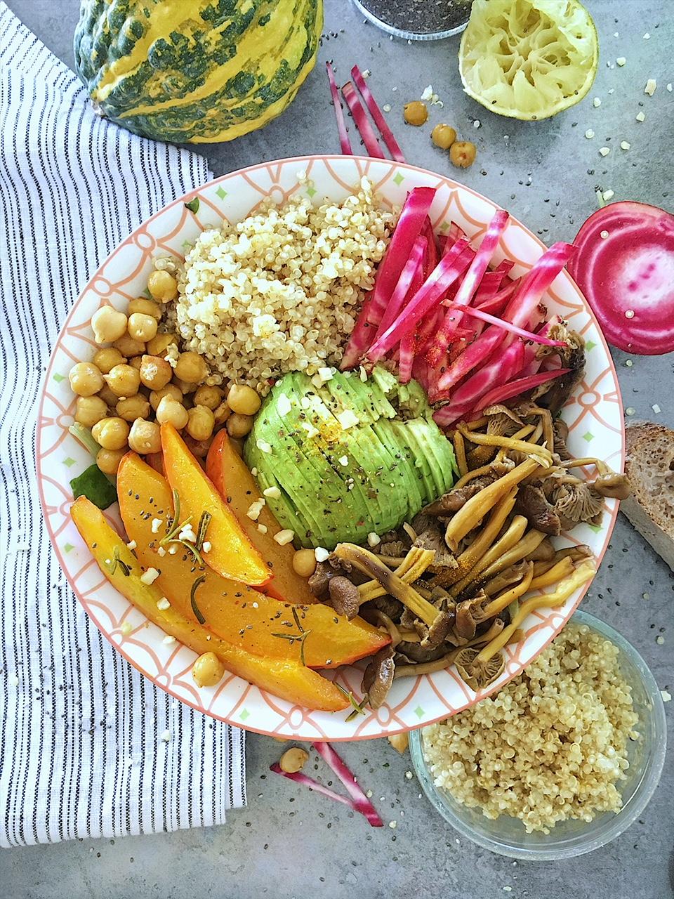 buddhabowl-automnal-thegoodandthefood