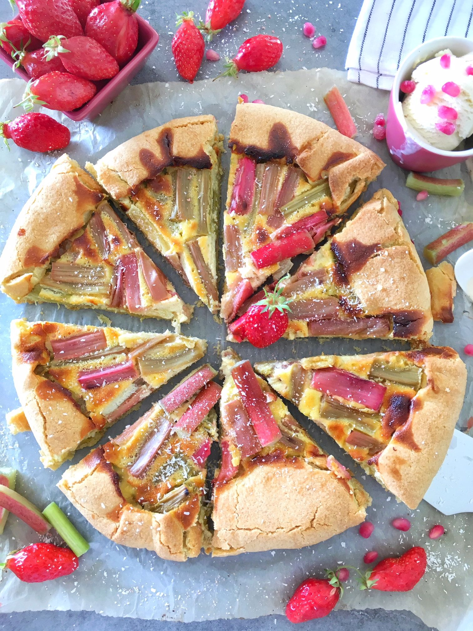 tarte-rustique-rhubarbe-the-good-and-the-food