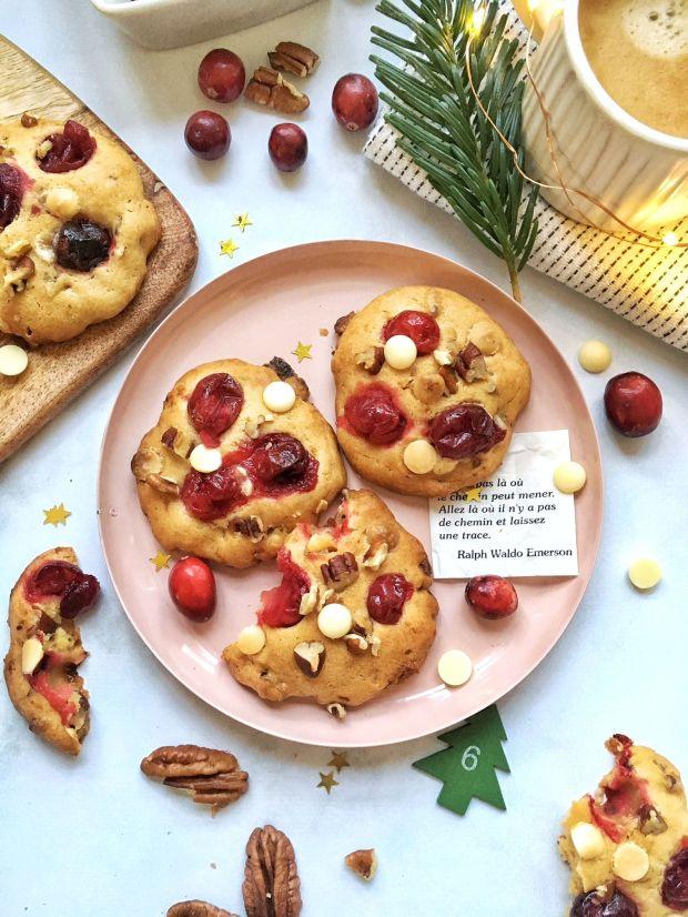 cookies-cranberries-noix-de-pecan-chocolat-blanc-the-good-and-the-food